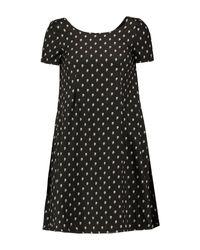 R13 Black Short Dress