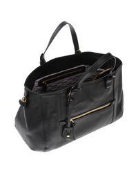 Fratelli Rossetti Black Handbag