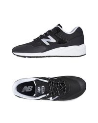 New Balance Black Low-tops & Sneakers for men