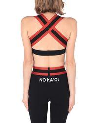 Top No Ka 'oi en coloris Red