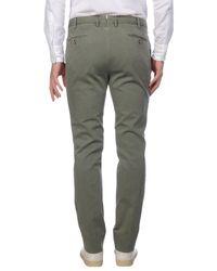 PT01 Green Casual Trouser for men