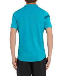 Nike Poloshirt in Blue für Herren