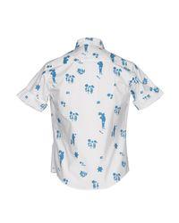 Been Trill White Shirt for men