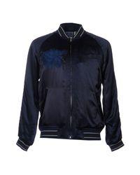 Blue Blue Japan Blue Jackets for men