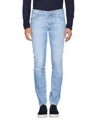 Pantaloni jeans di Brunello Cucinelli in Blue da Uomo