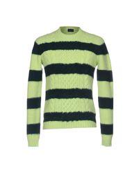 Drumohr - Green Sweater for Men - Lyst