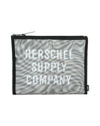 Herschel Supply Co. Black Pouch