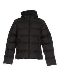 Pyrenex - Black Down Jacket for Men - Lyst