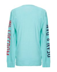 Camiseta DSquared² de hombre de color Blue