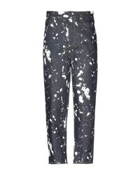 3.1 Phillip Lim Blue Denim Pants for men