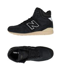 New Balance Black High-tops & Sneakers for men