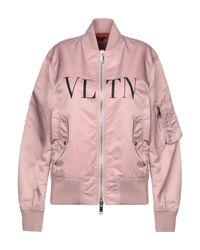 Valentino Pink Jacket