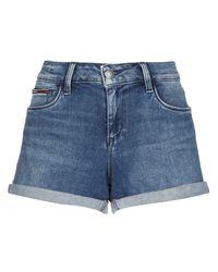 Tommy Hilfiger Blue Denim Shorts