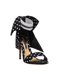 Alexandre Vauthier Bow Down Women Black Heels
