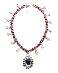 Miu Miu Purple Bracelet