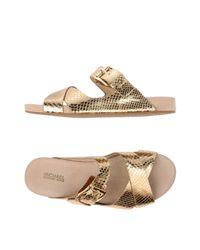 MICHAEL Michael Kors Multicolor Sandals