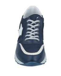 Gianfranco Lattanzi Low Sneakers & Tennisschuhe in Blue für Herren