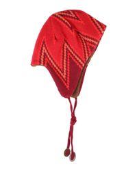 Cappello di Paul Smith in Red da Uomo