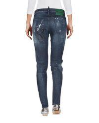 DSquared² Blue Jeanshose