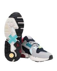 Adidas Originals Blue Low-tops & Sneakers