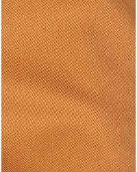 L'Autre Chose Brown Casual Trouser