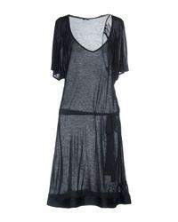 Vestito corto di CoSTUME NATIONAL in Blue