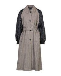 Hache Brown Coat