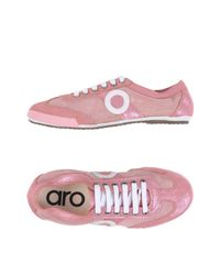Aro Pink Low-tops & Sneakers for men