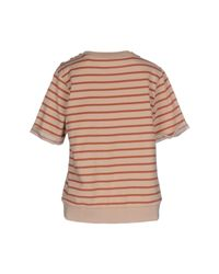 Patrizia Pepe Natural Sweatshirt