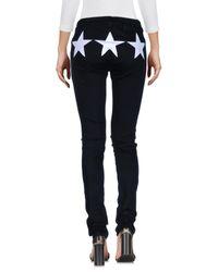 Pantaloni jeans di Givenchy in Black