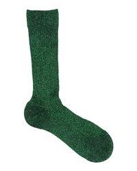 DSquared² Green Short Socks