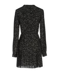 Michael Kors Black Short Dress