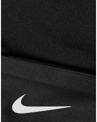 Reggiseno di Nike in Black