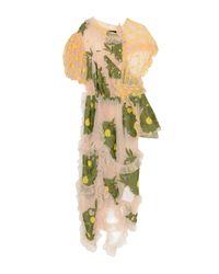 Simone Rocha - Multicolor Knee-length Dress - Lyst