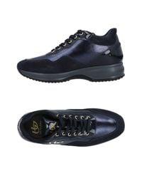 Blu Byblos Blue Low-tops & Sneakers