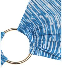 Biquini Melissa Odabash de color Blue