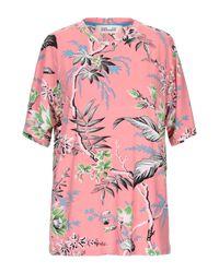 T-shirt di Diane von Furstenberg in Pink