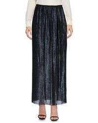 MNML Couture Black Long Skirt