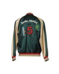 Department 5 Green Jacket for men