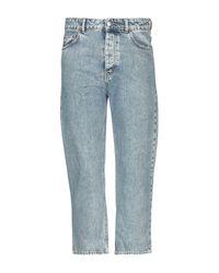 Pantalon en jean Haikure pour homme en coloris Blue