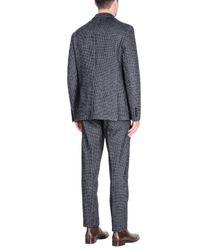 Costume Eleventy pour homme en coloris Gray