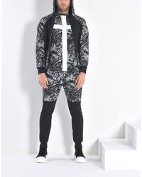 Pierre Darre' Black Casual Trouser for men