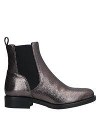 Pollini Multicolor Ankle Boots