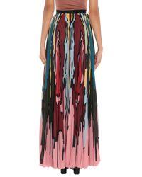 Jupe longue Elie Saab en coloris Multicolor