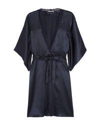 Stella McCartney Blue Robe