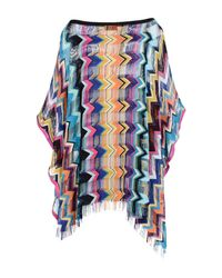 Missoni Blue Cover-up