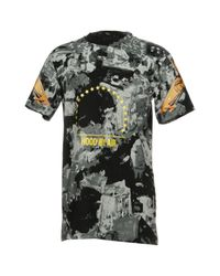 Hood By Air - Gray T-shirt for Men - Lyst