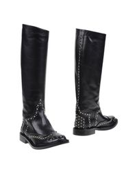Hotel Particulier - Black Boots - Lyst