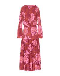 Vestido largo Mariagrazia Panizzi de color Red