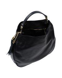 Bebe - Black Handbag - Lyst